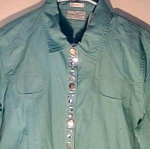 Draper and Damond's Button Up Shirt